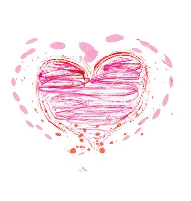 artistic-heart-vector